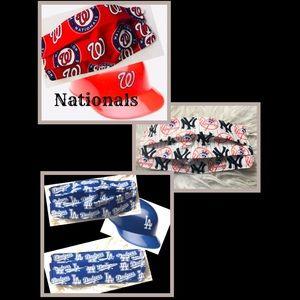 Nationals/Dodgers/Orioles Baseball Masks
